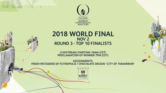 Finalen i WCM 2018