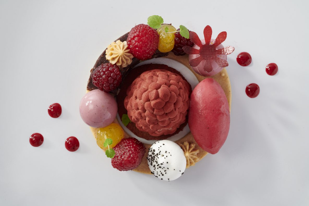 Sveriges veganske dessert. Foto: Sirha