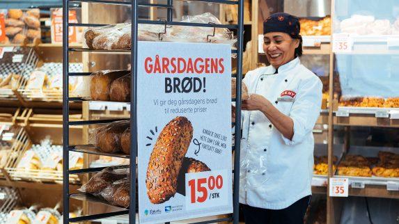 Meny reddet en halv million brød på ett år