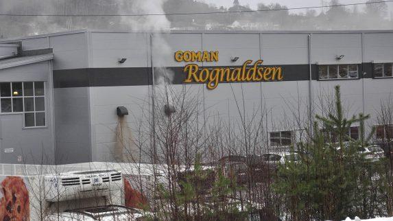 Goman Rognaldsen starter opp drift igjen