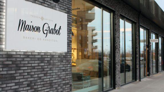 Maison Grabot har utvidet til nabobyen
