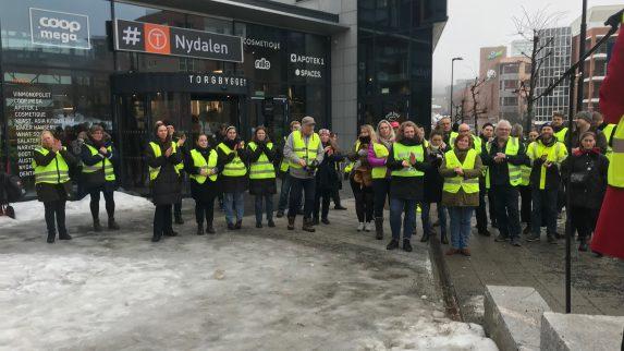 Godt Brød-ansatte streiker for tariffavtale