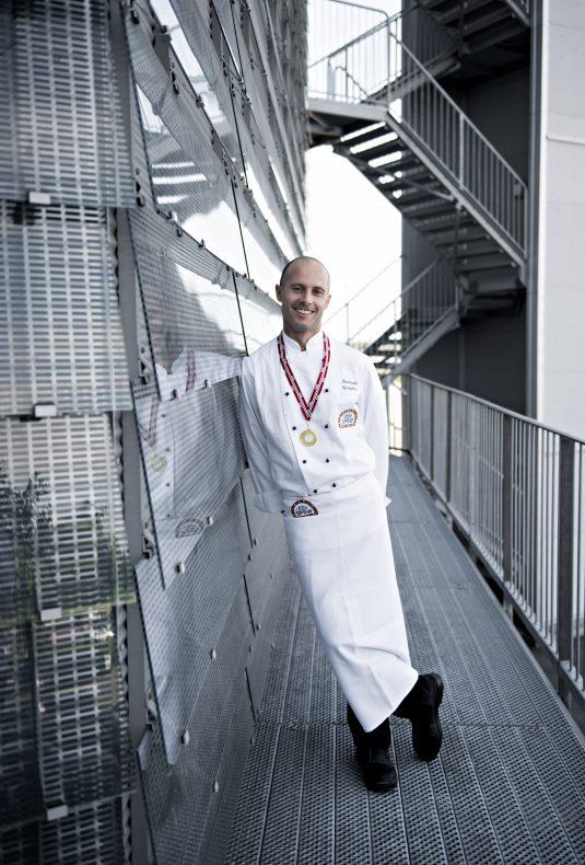 Et halvt år etter at han flyttet til Norge og begynte å jobbe for Sprø på Oppdal, vant Emanuele Spreafico NM Årets Baker 2016.