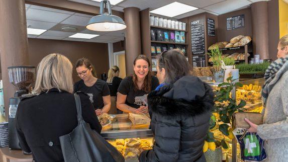 Ny With-kafé med grønnere profil