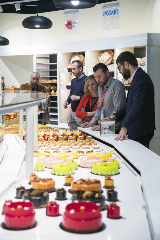 En av nyhetene på Europain 2020 er guidede turer til noen av Paris' beste konditorier og bakerier.