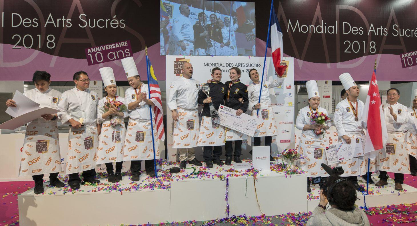 På neste års Europain er det klart for en ny runde med Mondial des Arts Sucrés.