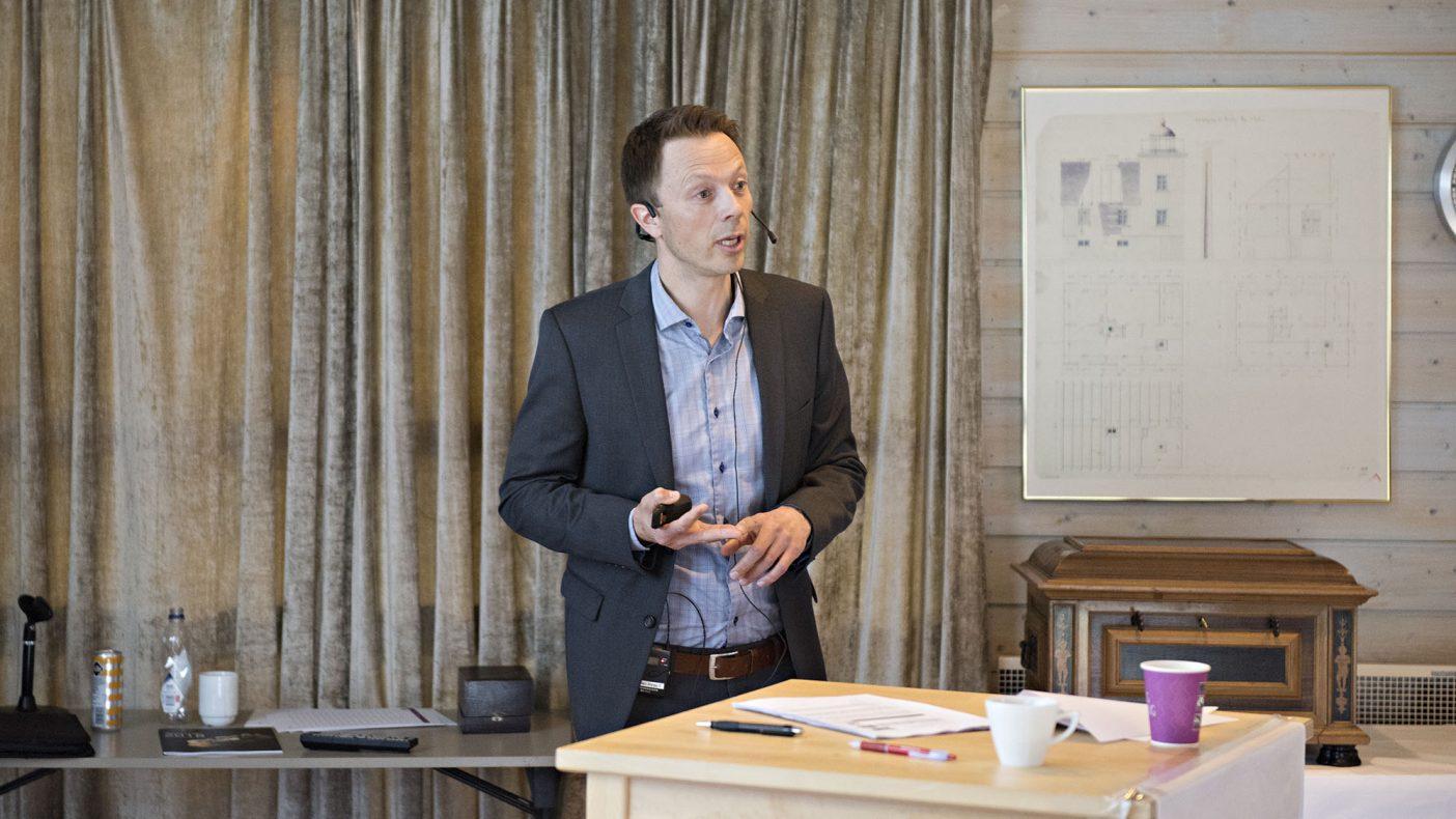 Morten Andersen i Alimenta har lang erfaring på begge sider av bordet i bakerbransjen, blant annet i det som da het Bakers.