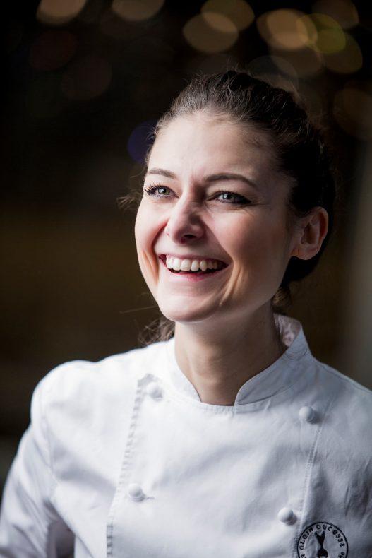 Jessica Préalpato gjør suksess med naturlige desserter. Foto: P Monetta