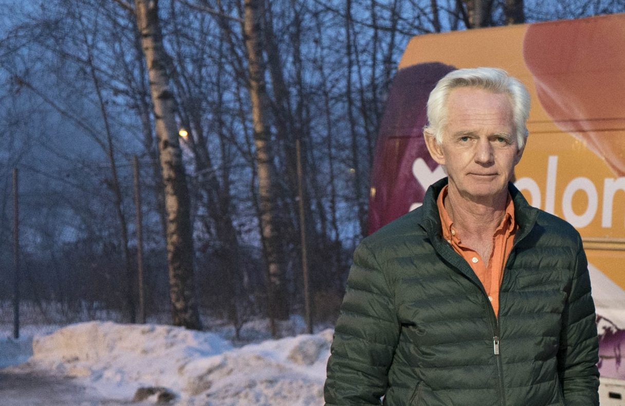 Gjermund Østby har tatt over som daglig leder for Korn Bakeri, Kolonial.no`s eget bakeri.