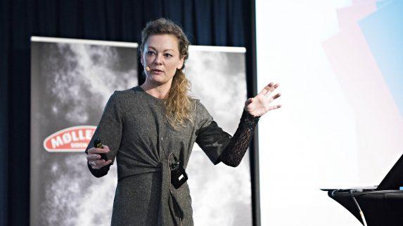 Møllerens inspirasjonsdag 2019:  Spisevaner i endring