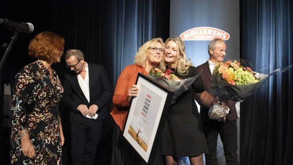 Lærerne vantMøllerens Inspirasjonspris 2019