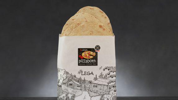 Pizzabotn fra Lega ny Spesialitet