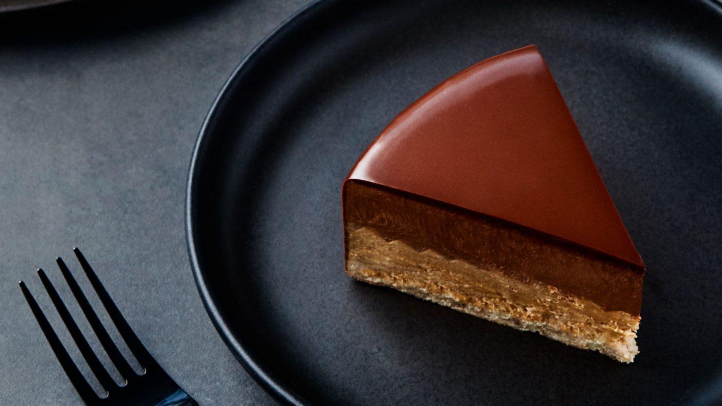 I Sjokoladeboka har Sverre Sætre samlet det han selv mener er de beste og viktigste oppskriftene med sjokolade. Foto: Tommy Andresen