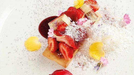 Jordbær Marubia
