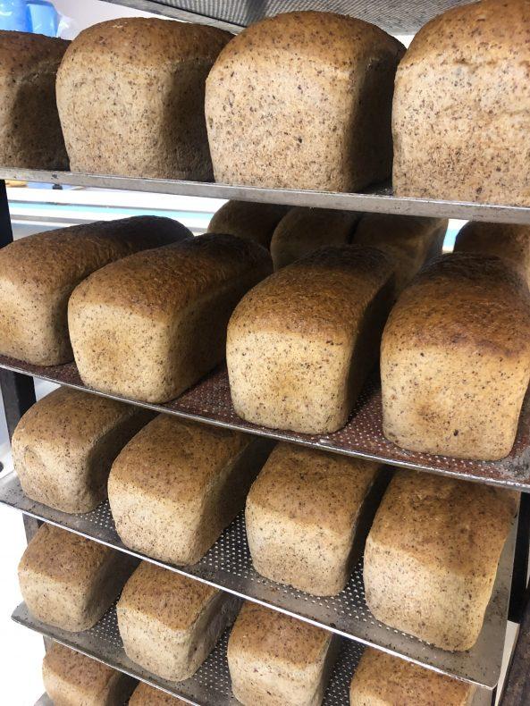 Glutenfrie brød fra Elda Bakeri i Sandnes.