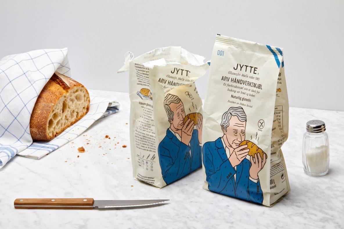 Glutenfritt mel fra Holmen Crisp skal nå selges i supermarkeder i Luxembourg.