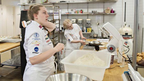Bake-VM ryker for Norge