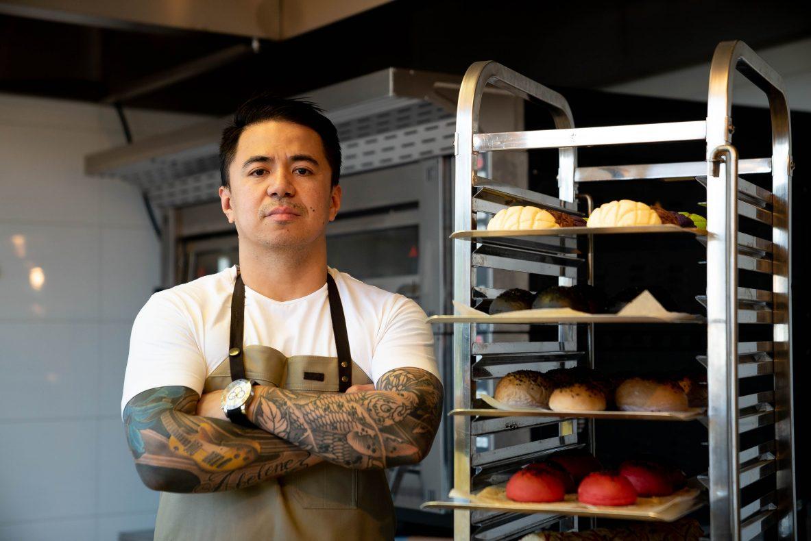 Reverdy Pineda er gründeren bak det asiatiske bakeriet Bread N Butter i Oslo.
