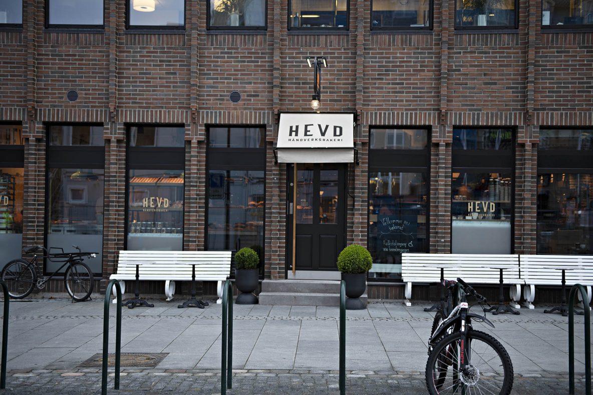Hevd ble det første av flere serveringssteder, som eier Michael Minervini nå har stengt.