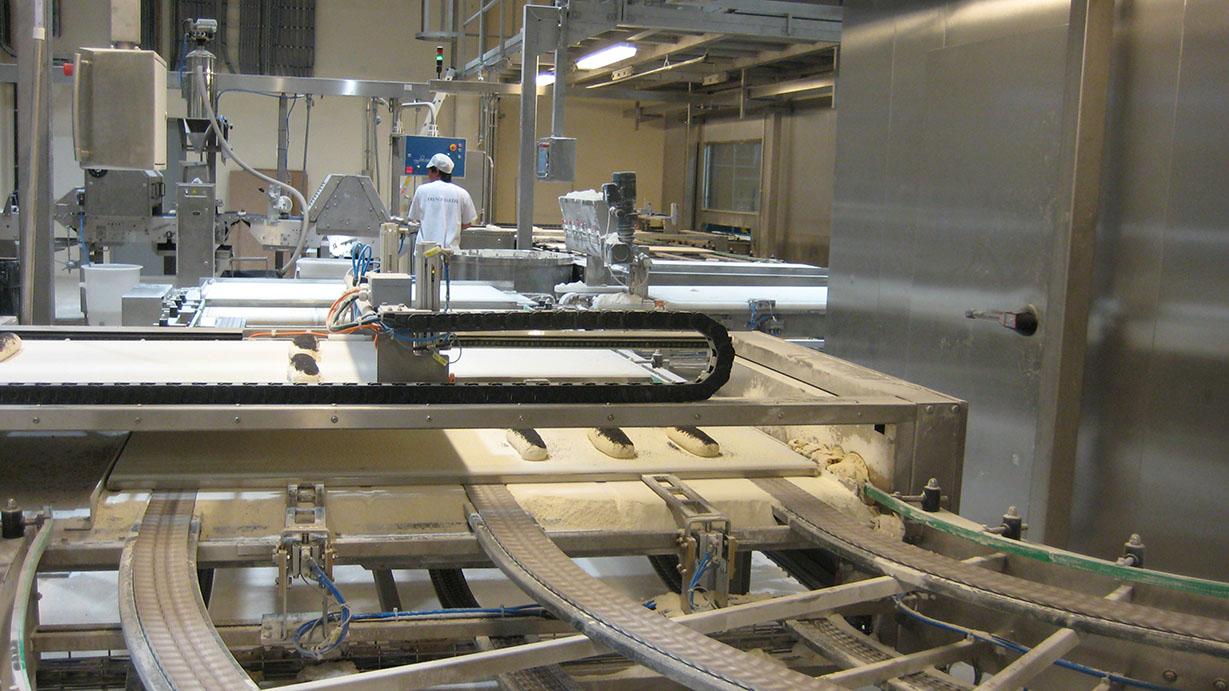 French Bakery Company tok i bruk bakeriet på Lierstranda i 2009 Med ny eier skrives det nå ny bakerihistorie på Lierstranda. (Foto: Oddbjørn Roksvaag, Vest Vind Media)