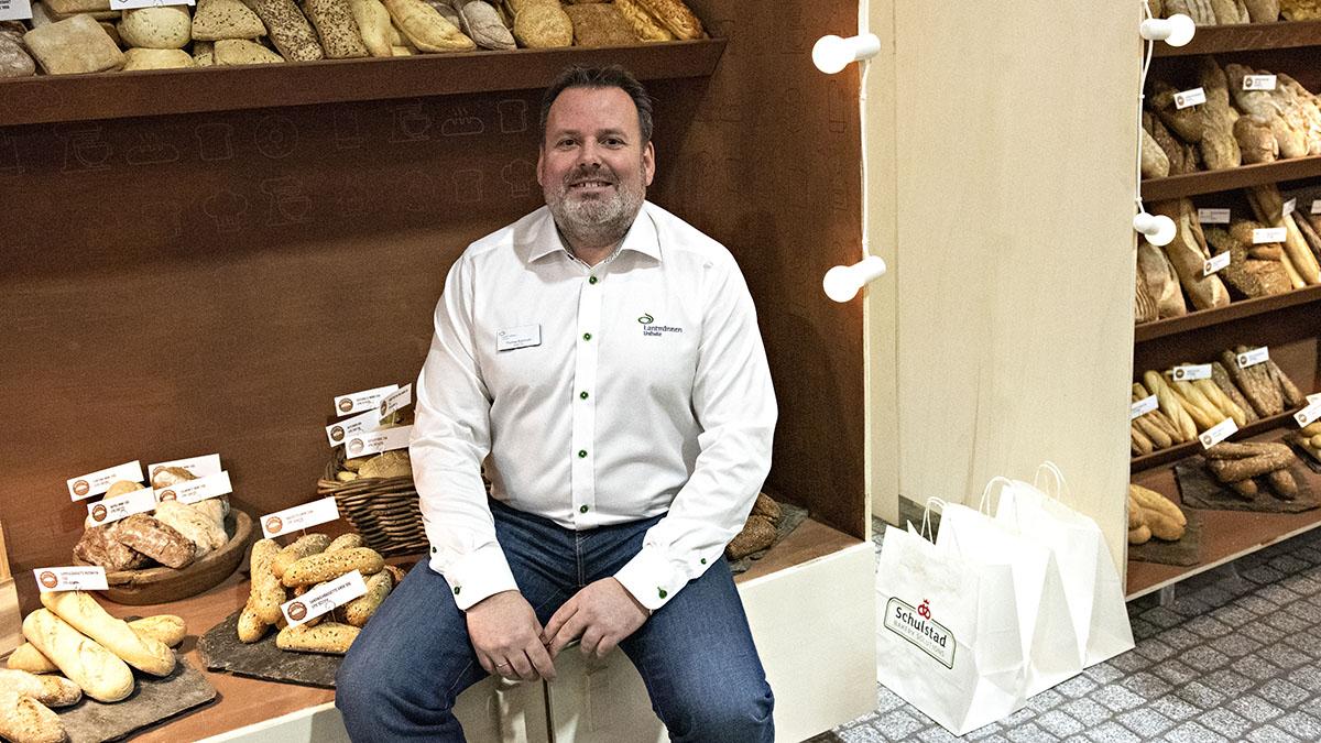 Administrerende direktør i Lantmännen Unibake Norge, Thomas Bjarkholm, har skapt interesse fra resten av konsernet for sin måte å jobbe på i det norske markedet.