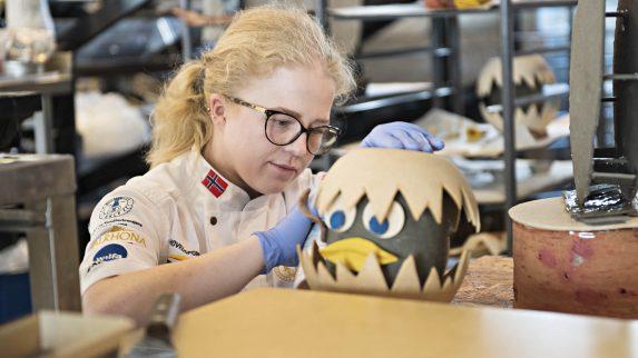 VM for unge bakere flyttes til Frankrike