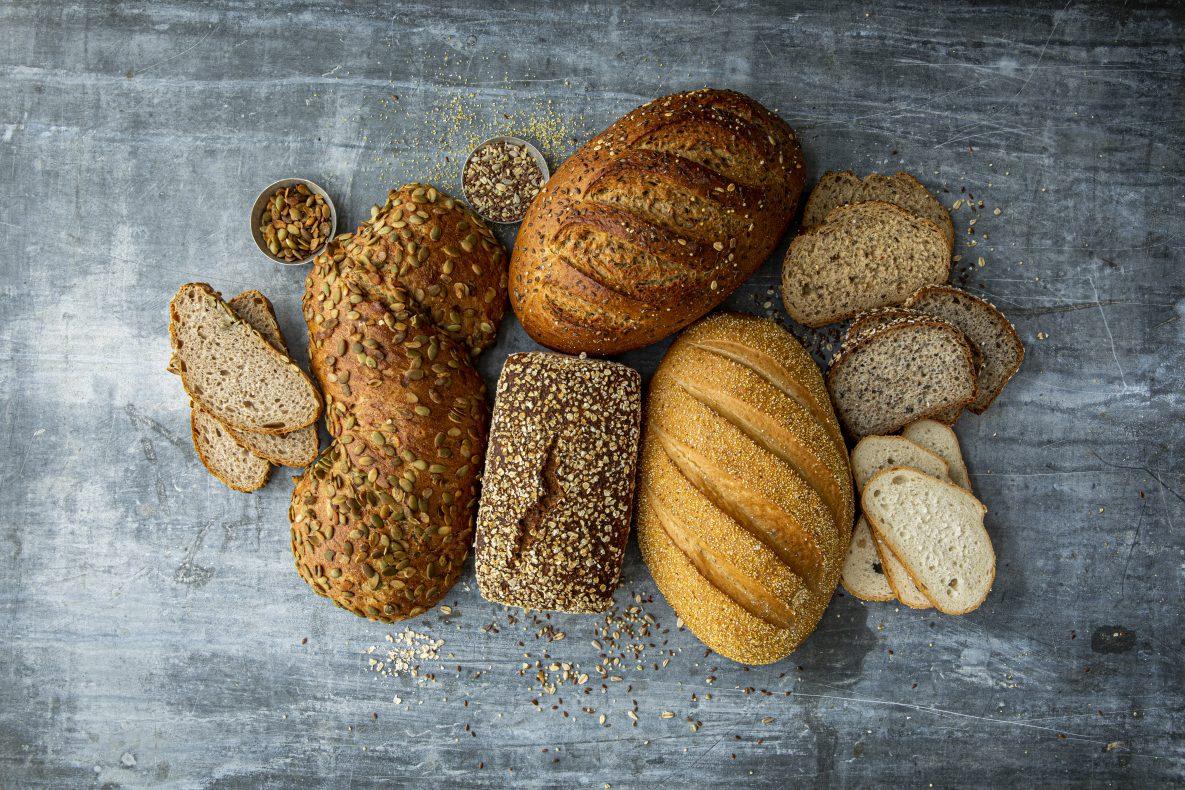 Den nye serien Bakerens Utvalgte består av fire nye kvalitetsbrød.