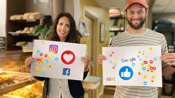Bli mer synlig i sosiale medier