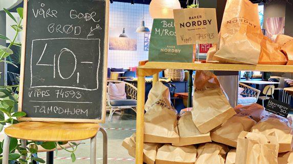 Endrer bakeriutsalg til takeaway-butikker