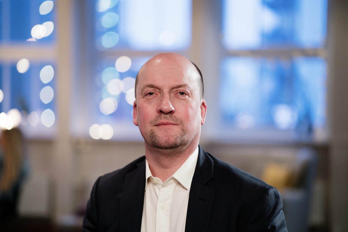 Direktør i MatPrat, Dag Henning Reksnes, ser frem til at norskprodusert korn og bakervarer nå er en del av virksomheten.