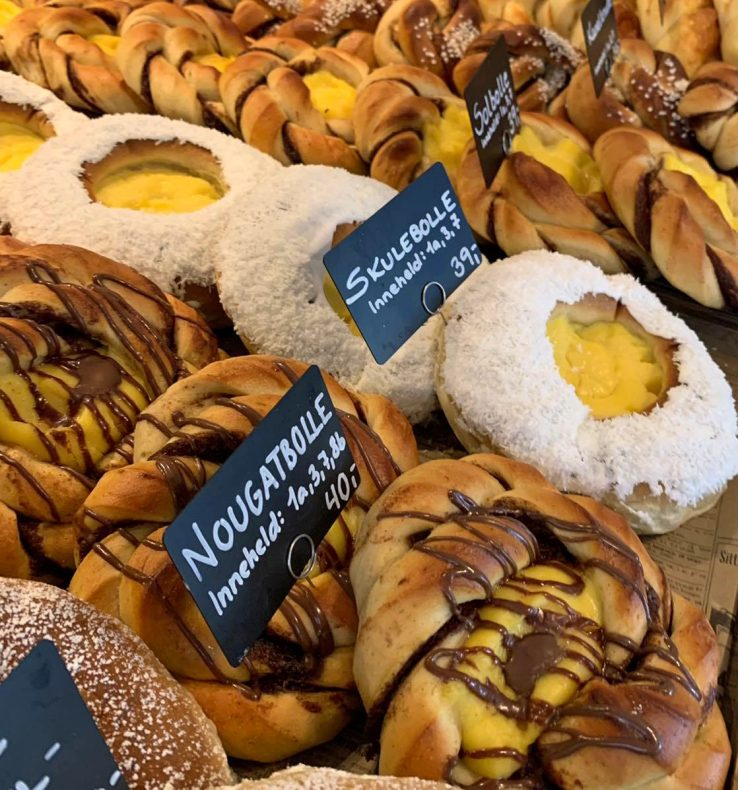 Bakeriet i Øvre Årdal har sluttet å bake brød.