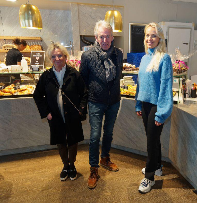De fem klassiske utsalgene blir til seks når Lie-Nielsen åpner nytt i tilknytning til det nye bakeriet på Kokstad.