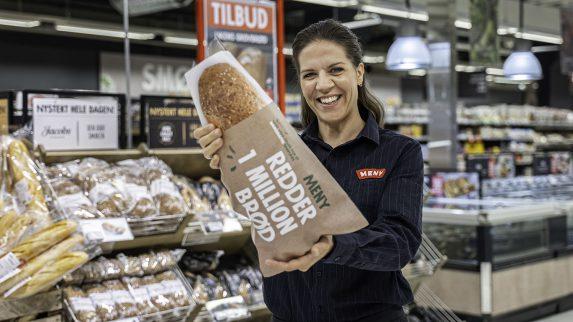 Slik skal Meny redde en million brød