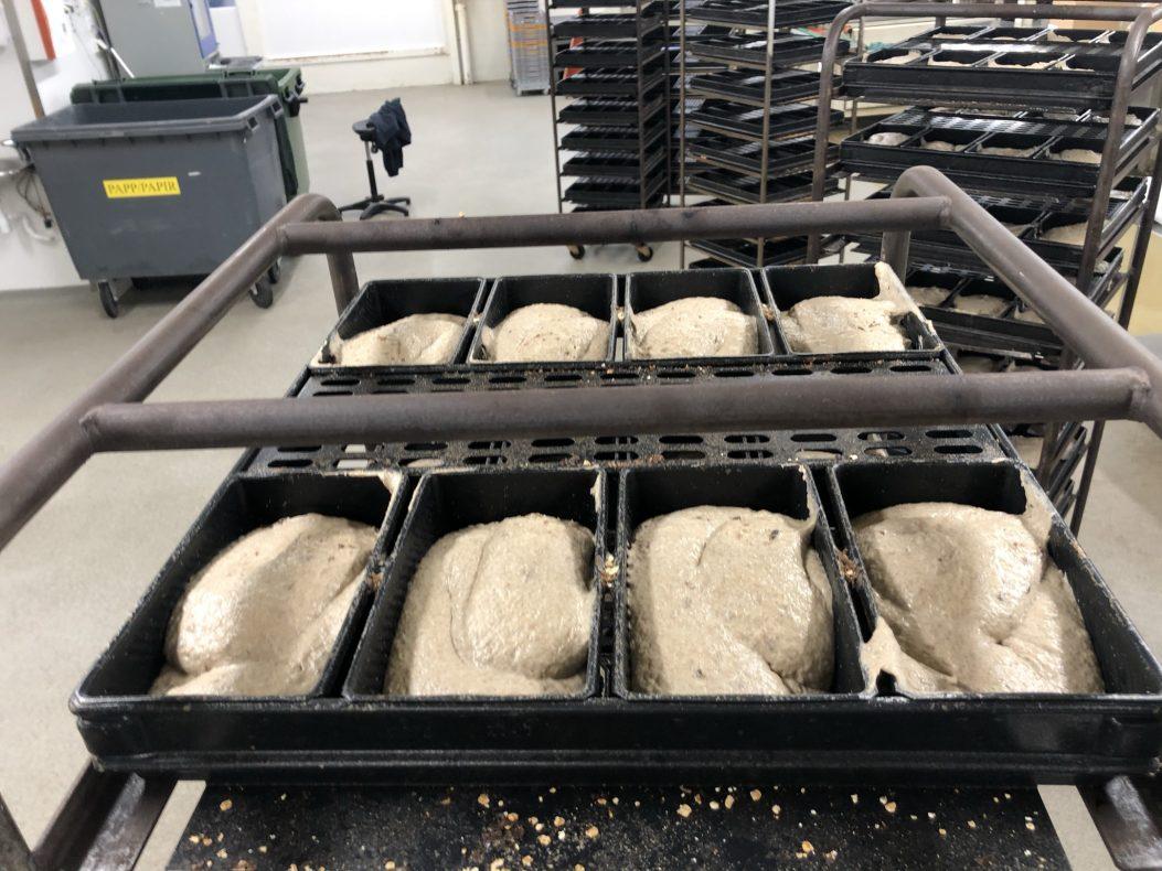 Brøddeigene er løsere enn før, rapporterer Foodtech.