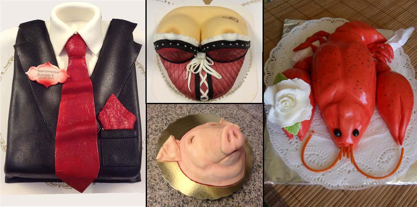 Kakene fra Walderhaug er enda mer mangfoldige enn staben.
